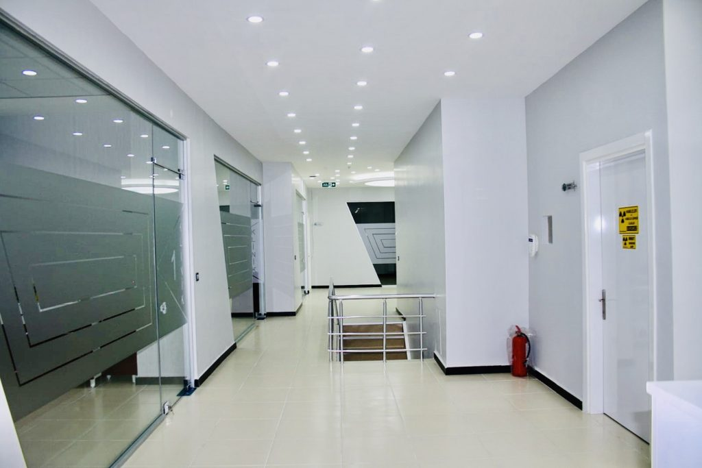 Klinik hol